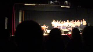 TENS O SOL - Clã do Agrup.572 MINDELO - Concerto Escutista 2013