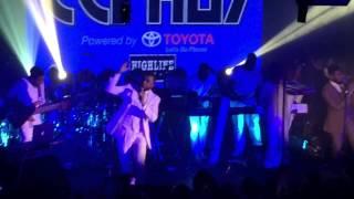 Jidenna performs ' We Made It ( Put My Niggas On ) ' live NYC Highline Ballroom Eephus Tour