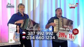 Šlágr Nákup - Písničky Na Přání (1m40s) 2