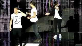 One Direction, Teenage Kicks, Cover, O2 Dublin 05 03 2013 HD