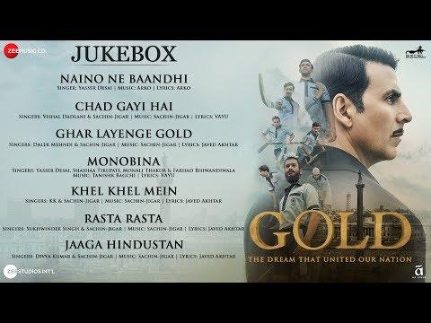 MONOBINA LYRICS - Gold | Monali Thakur | Yasser Desai | Shashaa Tirupati | Farhad Bhiwandiwala