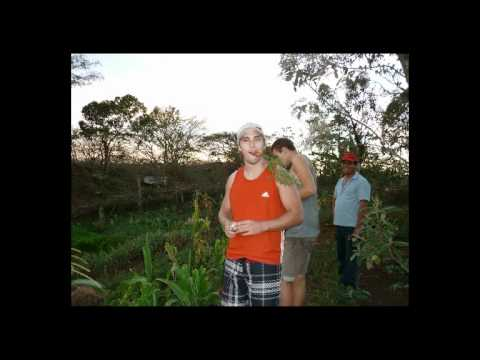 viaje a centroamérica 2010