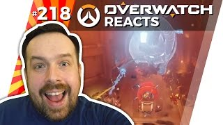"""Reaction: Overwatch Song 