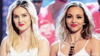 Secret Love Song Part II Live | Perrie and Jade's combined vocals | JERRIE | Little Mix