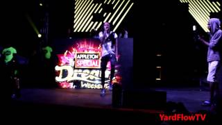 TOMMY LEE SPARTA PERFORMS LIVE @ WORLDVIBES DREAM WEEKEND 2016 NEGRIL JAMAICA