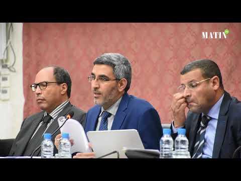 Video : Session ordinaire du Conseil de la ville de Casablanca