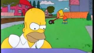 Bart Simpson Deep Deep Trouble Music Video