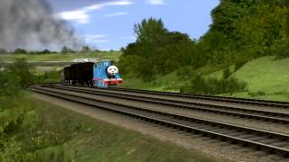 Trainz Shorts Clip - Thomas and the Trucks
