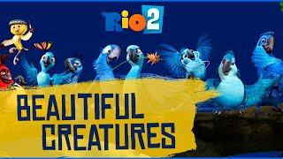 Beautiful Creatures - from RIO 2 | Barbatuques