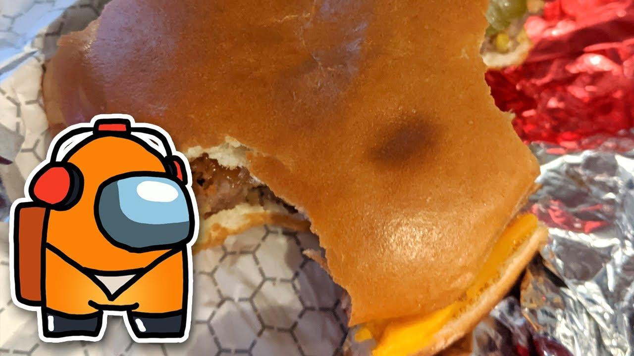 CaptainSparklez - Hamburgers Are Among Us