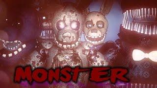 fnaf Meg & Dia - Monster.exe