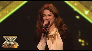 "Katarina Simić - ""It's Raining Men"" - X FACTOR ADRIA 2015 - Auditions"