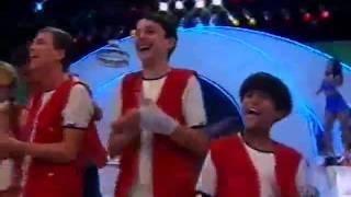 Chiquititas - Remexe (Domingo Legal, 1998)