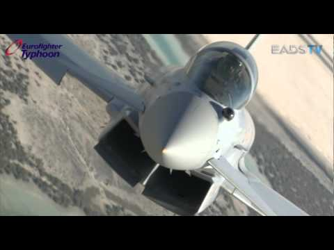 In the path of the Eurofighter Typhoon