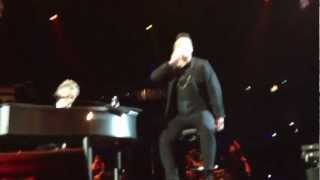 Robbie Williams - Eternity - Live at the O2 - 24th November 2012