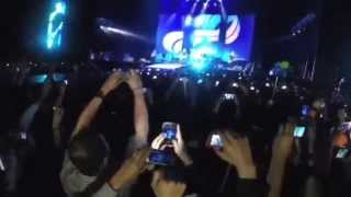 Something For Nothing - Foo Fighters (Live Bogotá 31-01-15)