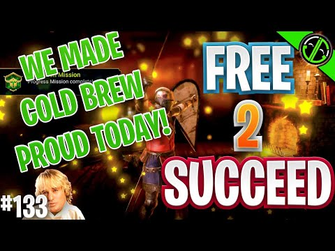 Cold Brew Would Be So Proud Of Us!! | Free 2 Succeed - EPISODE 133