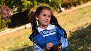 Ciquita- muzica Cristian Alivej- Bianca Popa 6 ani