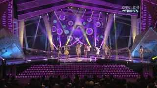 T-ara - Roly Poly (KBS 2012 Olympic Fighting Concert 21.07.2012) Live HD