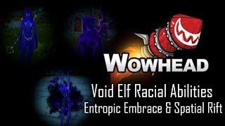 Spatial Rift - Spell - World of Warcraft