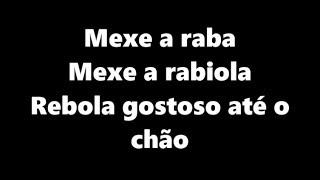 MC Kevinho - Rabiola (LETRA - KondZilla) OFICIAL