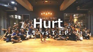 Sagar Bora | 13.13 crew | Big Dance Centre | Hurt - T.I. vs T.I.P.(choreography)