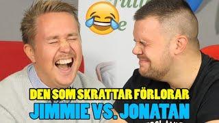 DEN SOM SKRATTAR FÖRLORAR - TORRA SKÄMT OCH ORDVITSAR - JIMMIE VS JONATAN