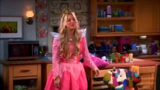 The Big Bang Theory - Princesses - Penny, Bernadette and Amy