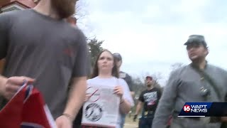 Pro-Confederate rally held at Ole Miss