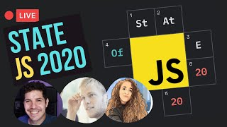 💥 STATE OF JS 2020 - Las Tendencias de Javascript 📈 ¿TypeScript lo va a dominar todo? 😱