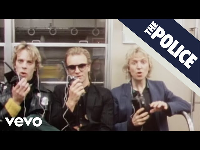 Videoclip oficial de la canción So Lonely de The Police