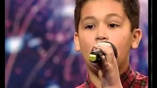 "Shaheen Jafargholi ""Who's Loving you"" de Michael Jackson"