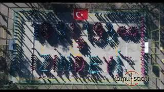 Kayseri İncesu Atatürk İlköğretim Okulu 10 Kasım Gösterisi