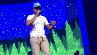 Chance The Rapper Mask Off Freestyle (Auburn Hills 5/18/17)