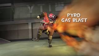 The Pyro Gas Blast