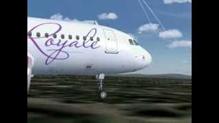 Pacific Royale Airways-An FS2004 Film width=