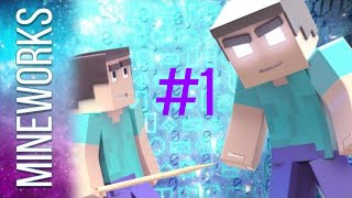 "Realistic Minecraft Songs in Real Life ""Ones & Zeros"" - #SEARL EP 1"