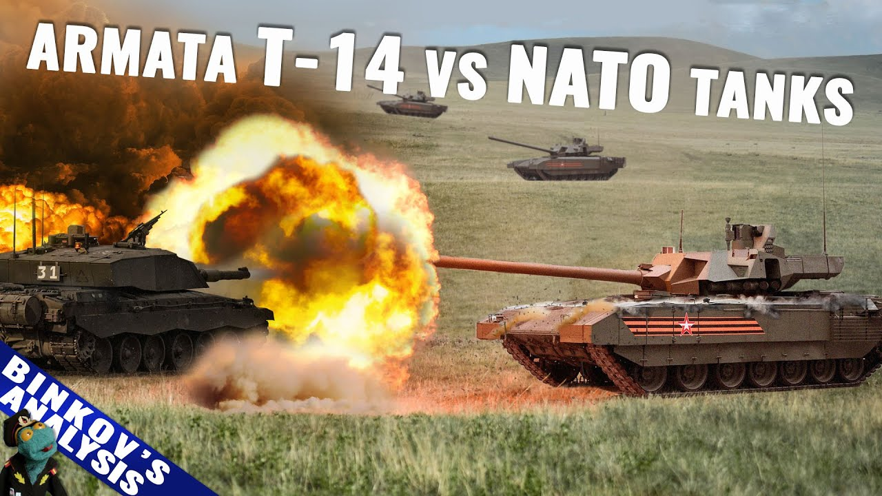Will Russia's Armata T-14 Tank Rule the Future Battlefields?