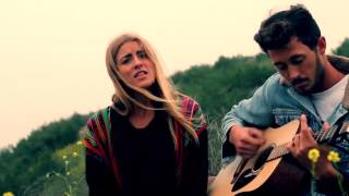 Bon Iver Skinny Love cover - Michaela & Riley