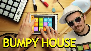 DRUM PADS 24 - BUMPY HOUSE WITH PATTERN EDITOR BY MOSKVIN