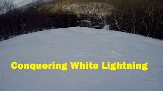 Conquering White Lightning