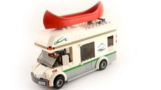 Lego City: 60057  Camper Van Stop Motion