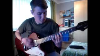Nerve - The Story So Far Guitar Cover