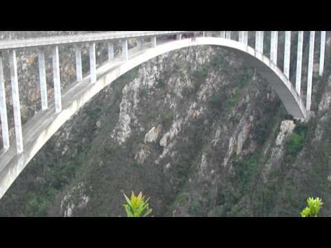 Bunge Jumping – Bloukrans Bridge