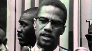 Malcolm X - 'I live like a man who is dead already'