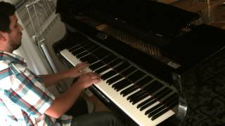 Emeli Sande - Read All About It Part 3 (Piano Cover By Leonardo Silva)