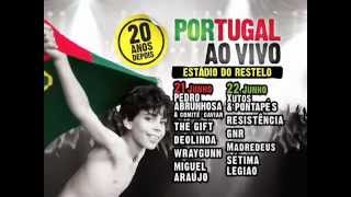 Portugal ao vivo - Versão A