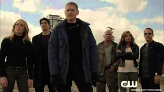 DC's Legends of Tomorrow Change History Promo 2015 HD