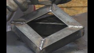 🔨La Saldatura a punti e continua (cordone) a cosa prestare attenzione homemade The welding DIY