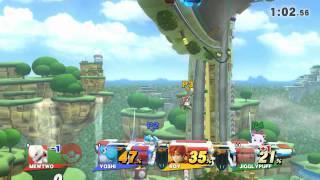 Super Smash Bros. Wii U  - Keep 'Em Guessing
